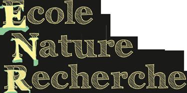Ecole Nature Recherche Logo